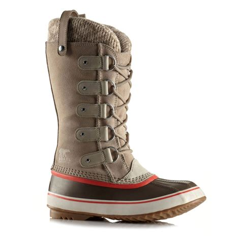 Fossil Large Artic sorel joan of arctic knit boot s fossil