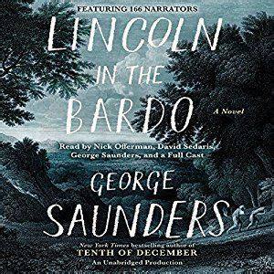 large scale theatrical audiobooks lincoln in the bardo