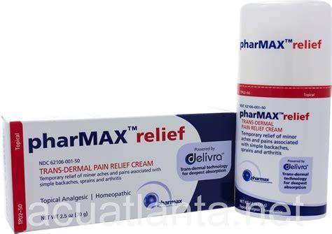 tattoo cream pain relief anesthetic relief cream pharmax relief topical analgesic