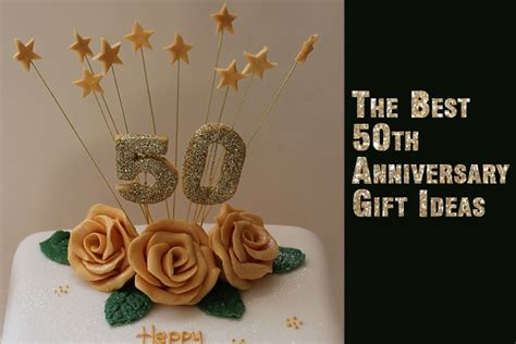 50th Wedding Anniversary Gift Ideas For And by The Best 50th Anniversary Gift Ideas Gifts