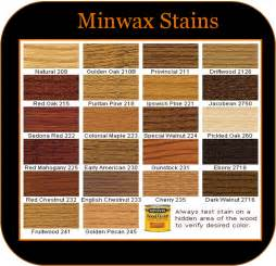 minwax stain color chart floor finishes hardwood flooring specialists