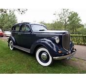 Dodge D8 1938 At The Autotron Dutch Licence