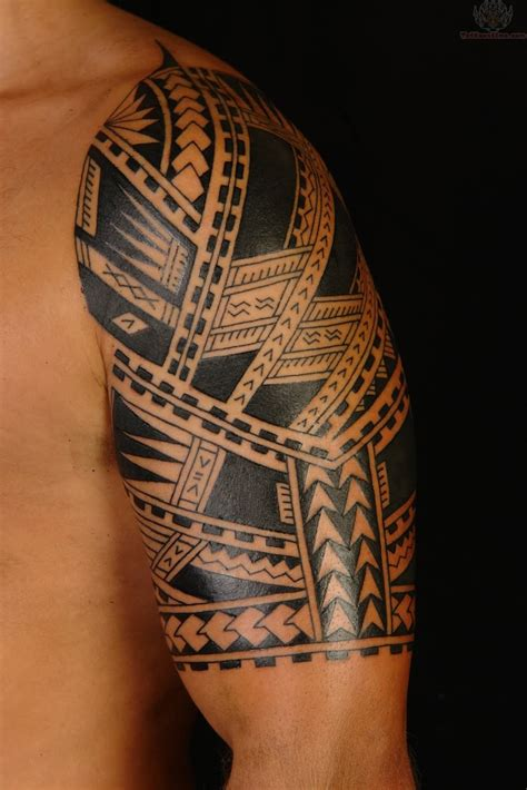 tribal half sleeve tattoo tattoos designs ideas and meaning tattoos for you