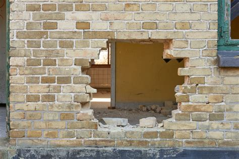 Durchbruch Tragende Wand by Stahltr 228 Ger Beim Wanddurchbruch 187 So Werden Sie Eingesetzt