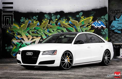 Audi A8 4h Tuning by Tuning Audi A8 D4 By Vossen