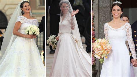 Brautkleider Der by Die Sch 246 Nsten Brautkleider Der Zum Nachstylen