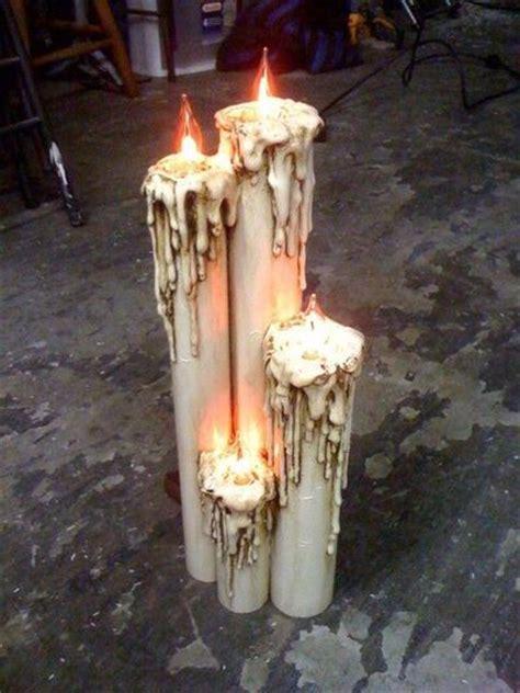 images  drip candles  pinterest bottle