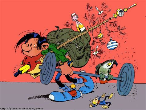 Gaston Lagaffe Wallpaper Gaston Lagaffe