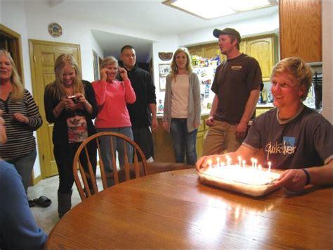 A Family 3148 happy 21st birthday dear brent