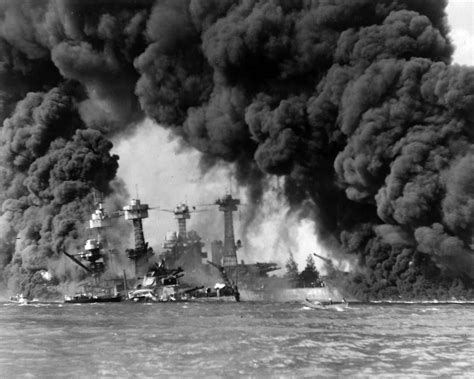 pictures from pearl harbor attack remembering pearl harbor show me institute