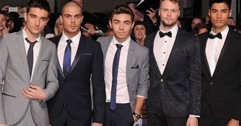 matt walsh usa rugby league pride of britain 2013 best dressed men the wanted jls