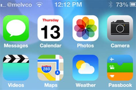 give your iphone an ios 7 makeover with this new theme give your iphone a gorgeous makeover with imiui