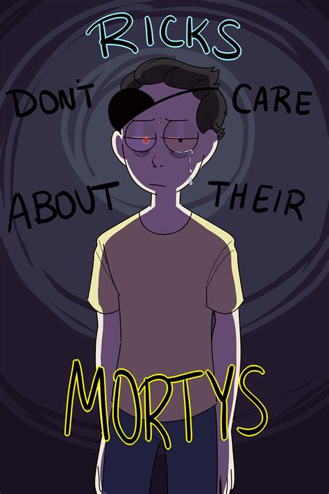 Is Evil Morty Detoxed Morty by Rick And Morty рик и морти рик и морти фэндомы Rick And