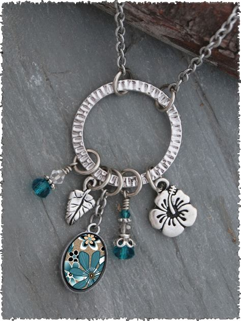 Handmade Charm Necklace - spirit lala jewelry collection