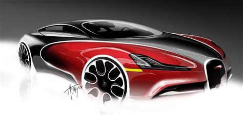 sketch book car sketch of a bugatti car pictures car