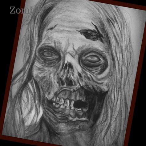 imagenes de dibujos a lapiz de zombies im 225 genes de dibujos de zombies a lapiz faciles para