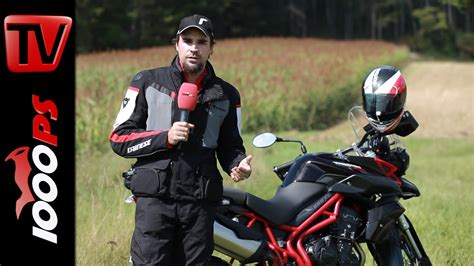 Scout Navigation Motorrad by Video Dainese Textilkombi Carve Master Travelguard