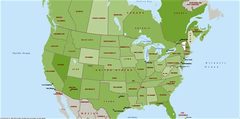 america map showing states and provinces map of america showing states and provinces maps