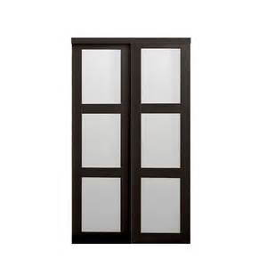 Home Depot Sliding Closet Doors Sliding Doors Interior Closet Doors Doors Windows The Home Depot