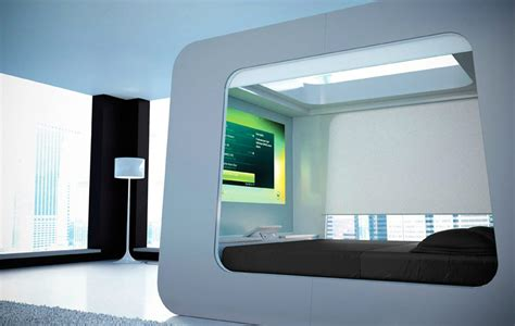 Tech Bedroom | high tech bedroom interior design ideas