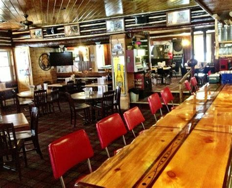 The Log Cabin Bar And Grill by Log Cabin Bar And Restaurant Picture Of J B S Bar