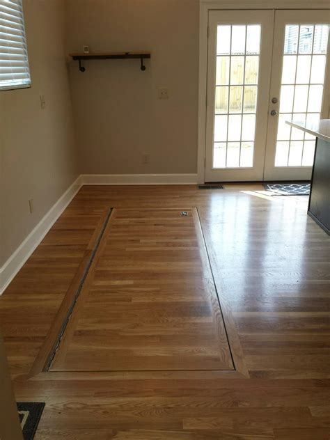 Mad Anthony trap door to basement   Mad Anthony