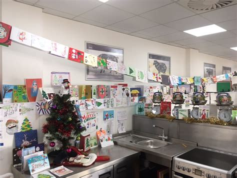 City Kitchen Santa by Thank You From Santa Card Competition Winners Announced Cityserve