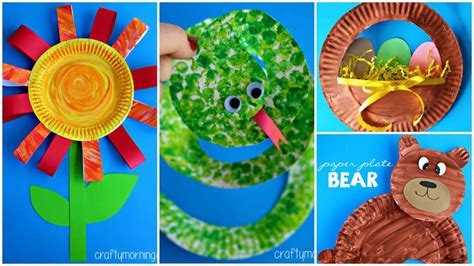 paper plate arts and crafts for craft creative ideas dma homes leprechaun project st
