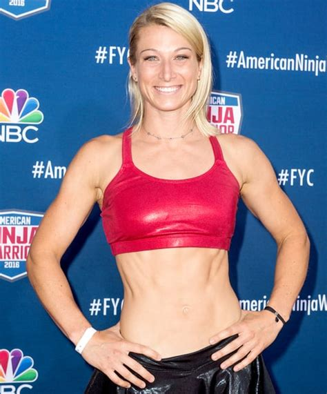 Jessie Graff Nude - jessie graff makes american ninja warrior history us