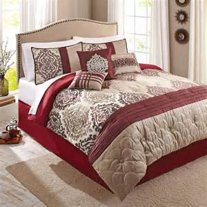 Comforter Sets For Beds Better Homes And Gardens 5 Bedding Comforter Set Yellow Grey Paisley Walmart