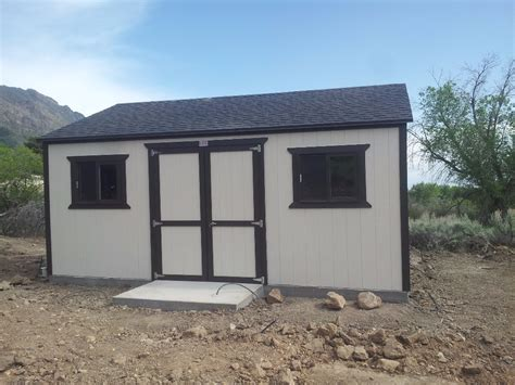 Shed Ranch by Ranch Sheds Utah Colorado A Shed Usa