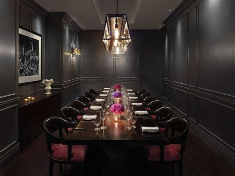 Private dining rooms mayfair
