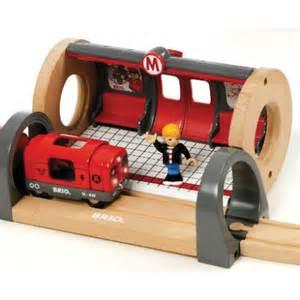 buy brio train brio metro railway set smart kids toys