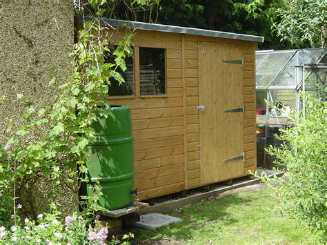 12 By 6 Shed Bespoke Pent Shed 12 X 6 Surrey Shed Manufacturer