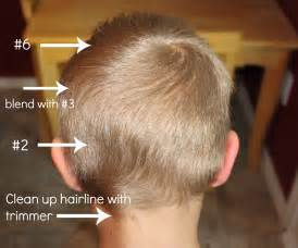 8 haircut look how to do a boy s haircut with clippers frugal fun for