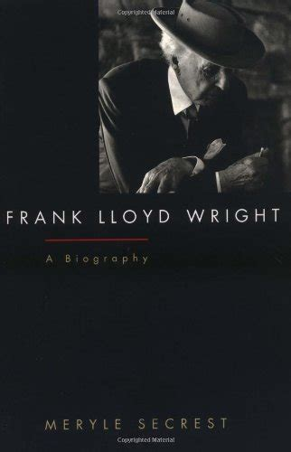 frank lloyd wright biography video frank lloyd wright a biography meryle secrest shopswell