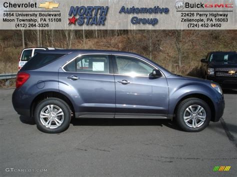 chevrolet equinox blue 2013 atlantis blue metallic chevrolet equinox ls awd