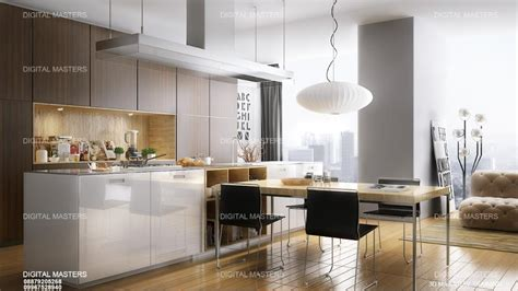 Kitchen Design Training 3ds max vray photoshop professional training for 3d