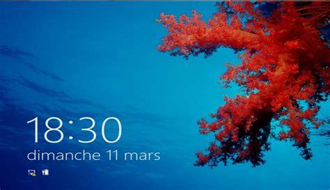 Gadget Calendrier N Affiche Plus La Date Un Petit Guide Facile Pour Bien D 233 Marrer Sous Windows 8