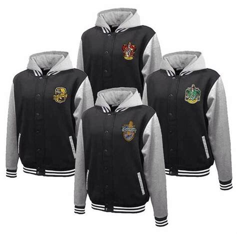 Sale Jaket Jumper Polos Jmp10 blowout sale xs gryffindor custom quidditch varsity hoodie house harry potter and sports