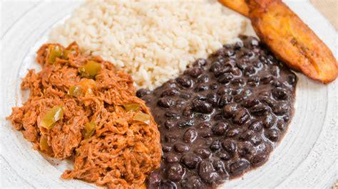 pabellon venezuela receta de pabell 243 n venezolano que rica vida
