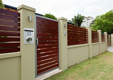 Residential Walls Gallery Modular Walls Boundary Walls Garden Walls And Gates