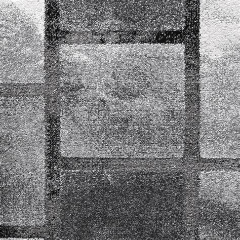 teppich 24 de edler designer teppich hochtief effekt kurzflor karo optik