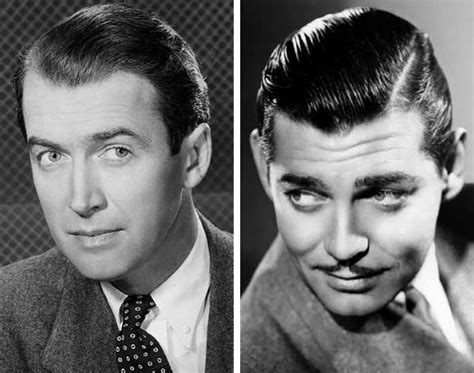 1930 Mens Hairstyles by 1930s Hairstyles For 30 Classic Conservative Cuts
