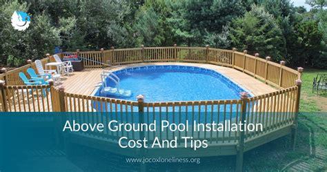 ground pools  decks pricing