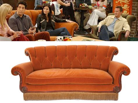 sofa from friends couch from friends replica friends central perk coffee