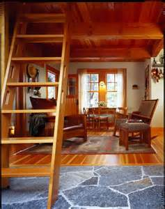 Small Cabin Interiors by 12 X 24 One Room Cabin With Loft Interior Studio