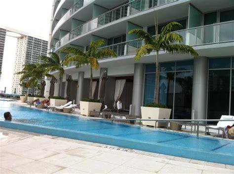 Level 2 Background Check Locations In Miami Pool From Balcony Picture Of Kimpton Epic Hotel Miami Tripadvisor