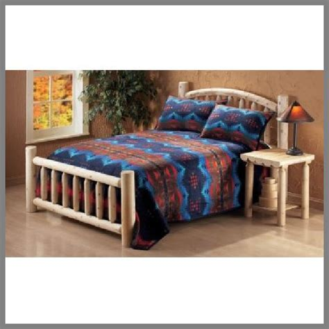 Log King Bed Frame King Size Log Bed Frame Image Search Results
