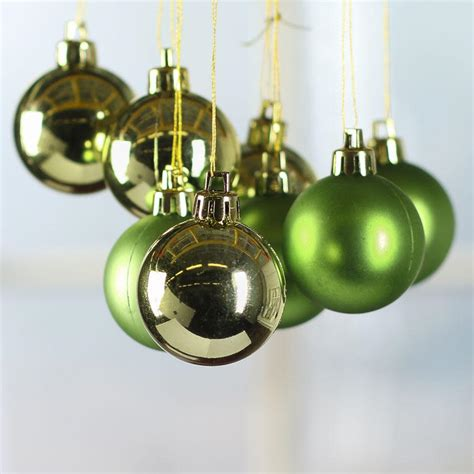 small christmas balls small green ornaments ornaments and winter crafts